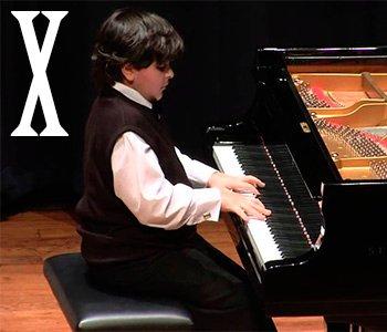 X міжнародний конкурс юних піаністів